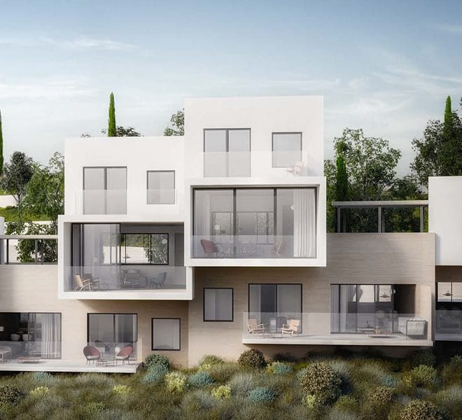 Luxury golf suites for sale in Cyprus