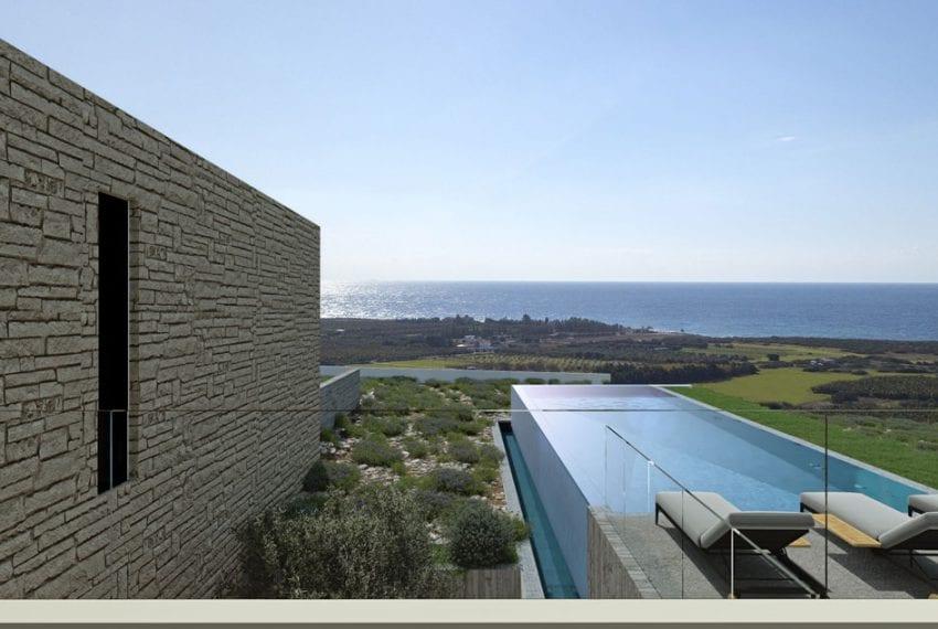 Sea caves luxury villas EU residency of cyprus