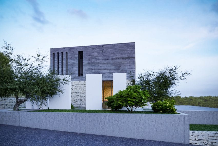 EU residency with investment villas for sale
