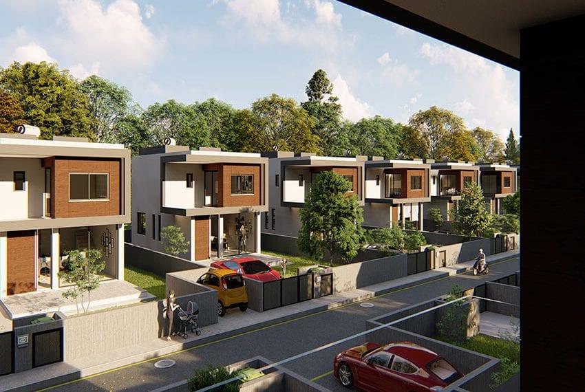 Mesogi residences villas for sale