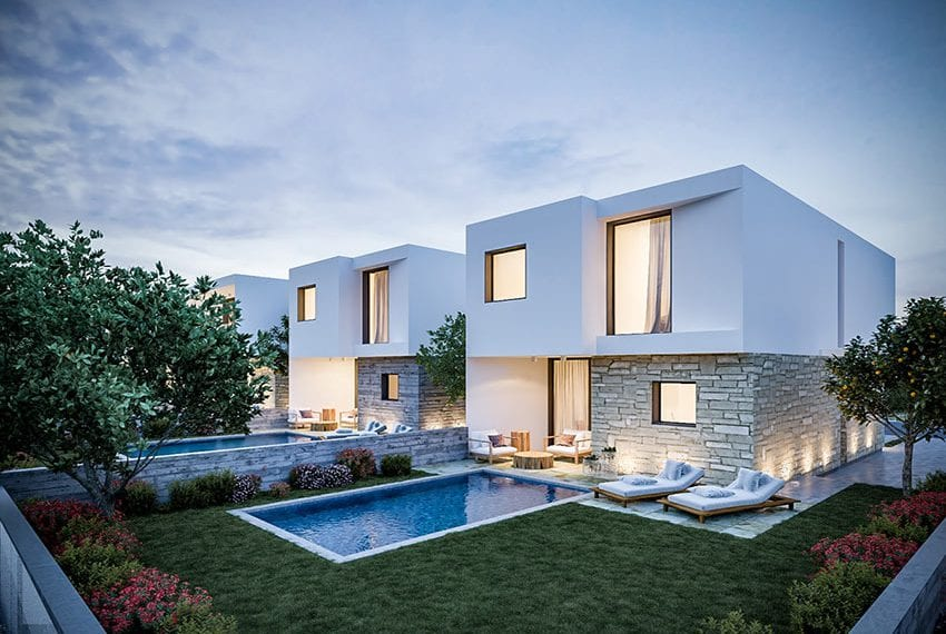 Cyprus villas for sale in Paphos