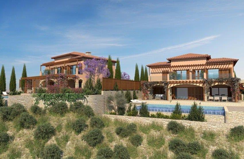 Luxury golf villas for sale Aphrodite hills Cyprus