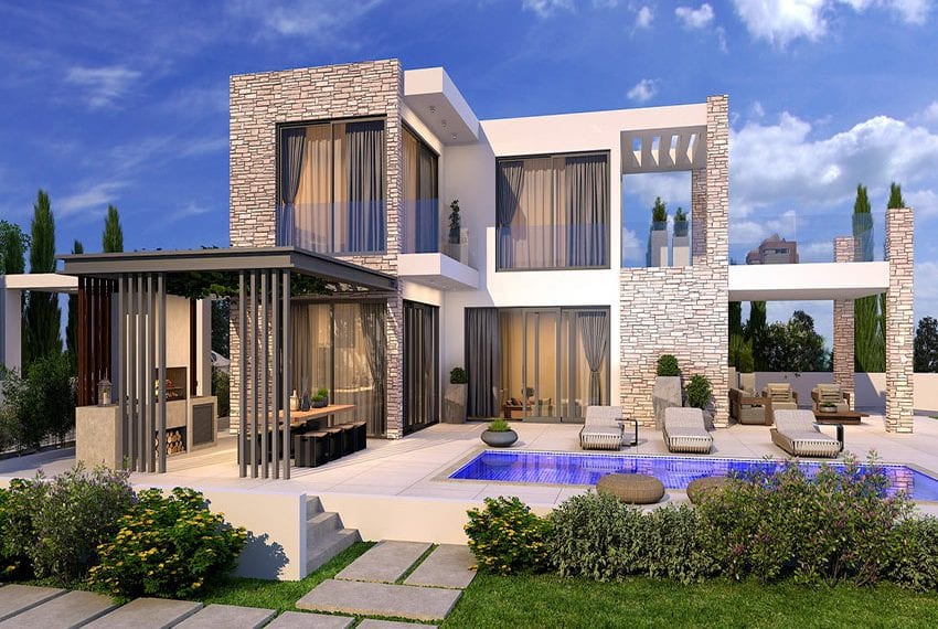 luxury villa Oneiro for sale in Sea Caves01