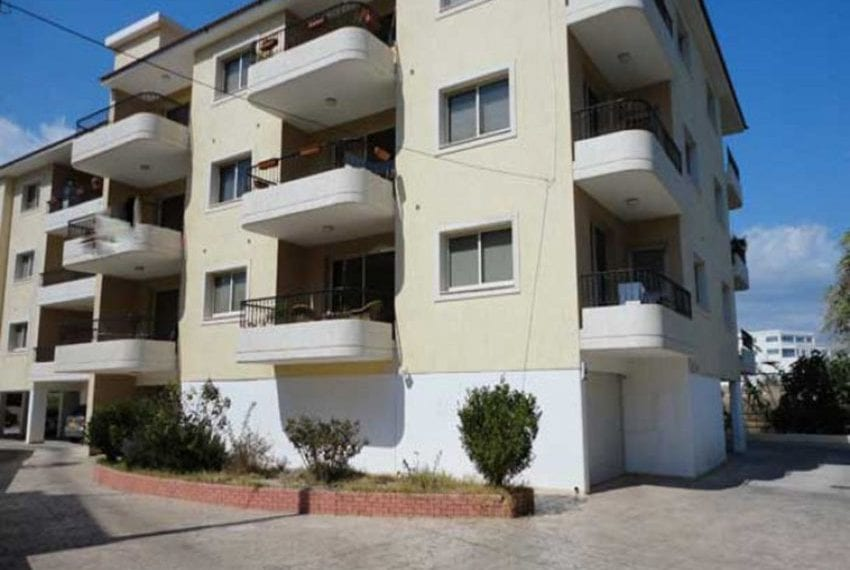 Spacious apartment for sale near Ajax hotel Limassol