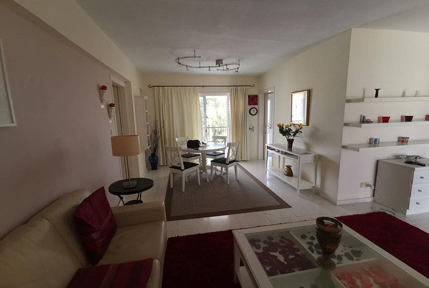 Penthouse for sale near Tombs of the kings Paphos