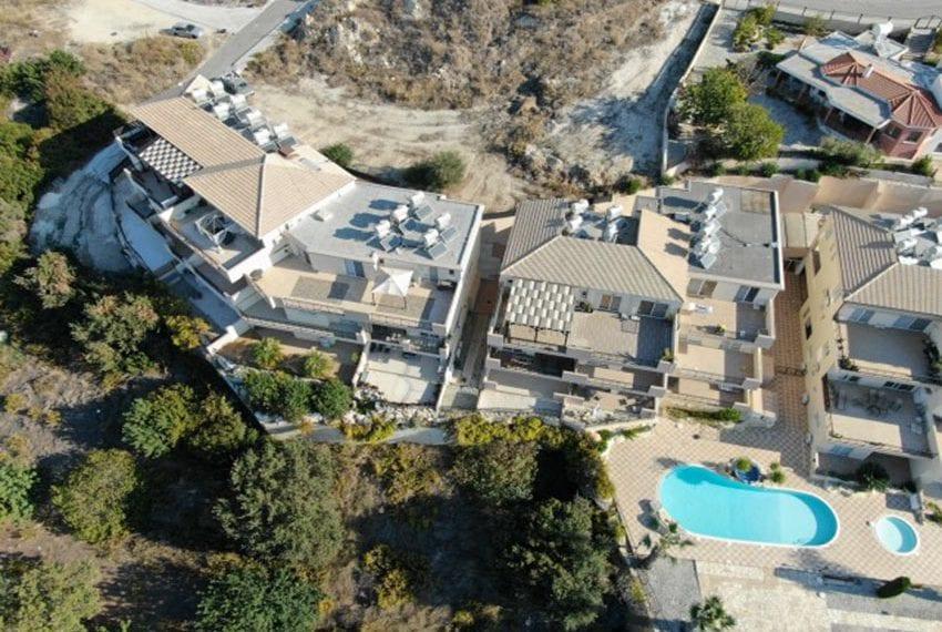 Resale top floor apartment in Paphos Mesa Chorio01
