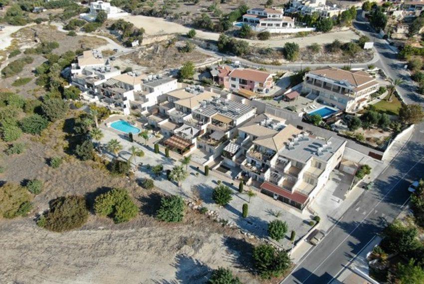 Resale top floor apartment in Paphos Mesa Chorio03