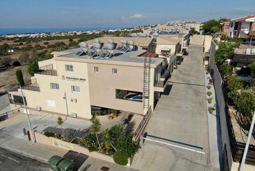 Resale top floor apartment in Paphos Mesa Chorio04