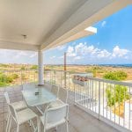 Apartment for sale with sea view roof terrace and jacuzzi