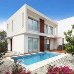 Detached villa for sale Konia park Cyprus