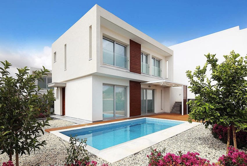 Detached villa for sale Konia park Cyprus
