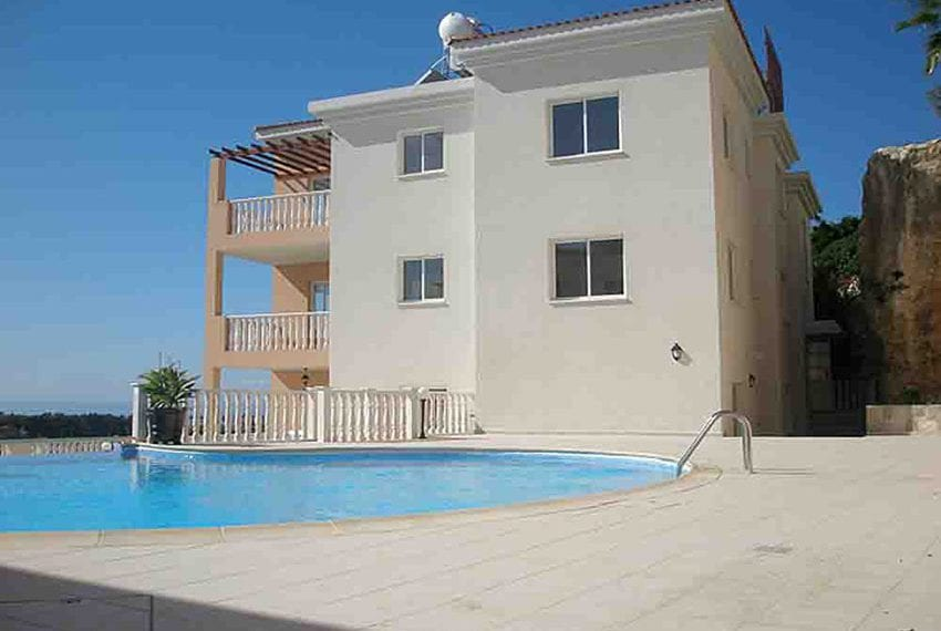 Paphos panorama apartments for sale 17
