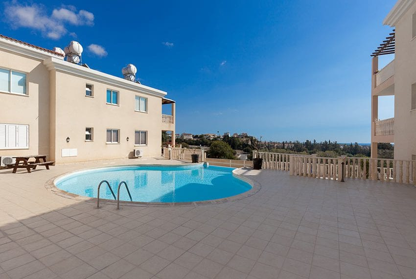 Paphos panorama apartments for sale 24