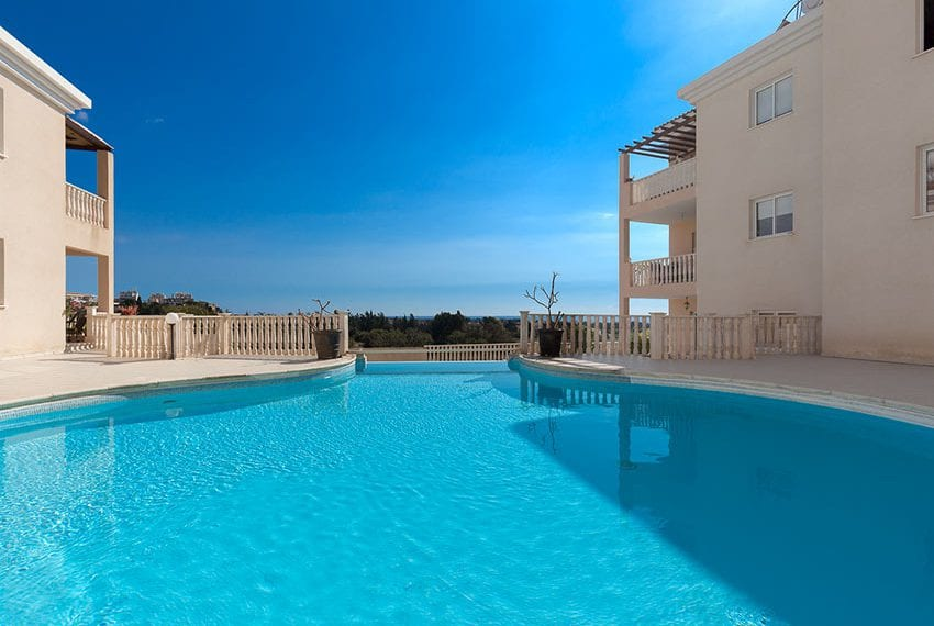 Paphos panorama apartments for sale 25