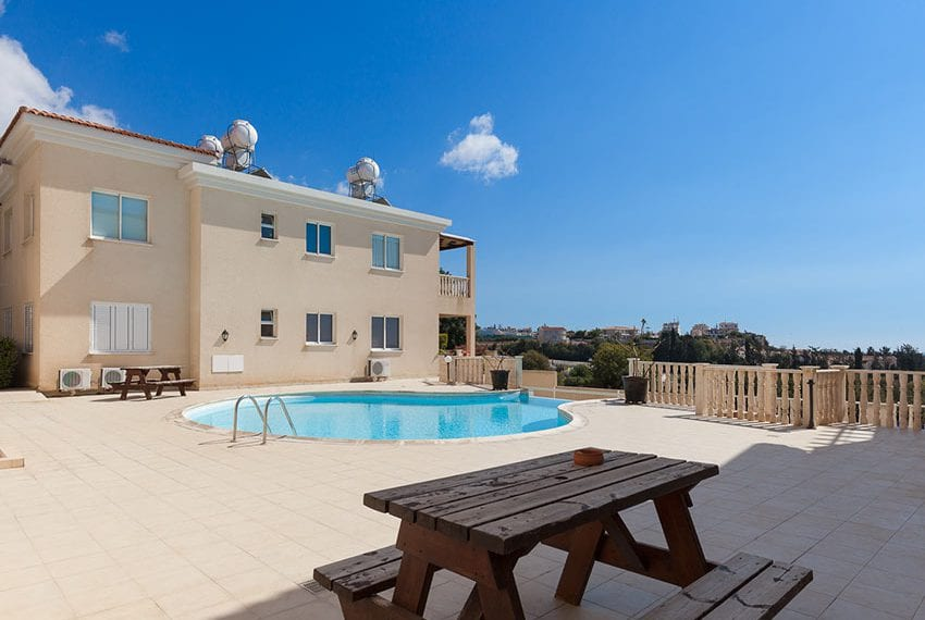 Paphos panorama apartments for sale 27