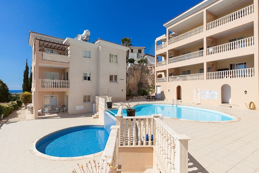 Paphos panorama apartments for sale 28
