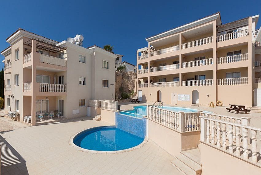 Paphos panorama apartments for sale 30