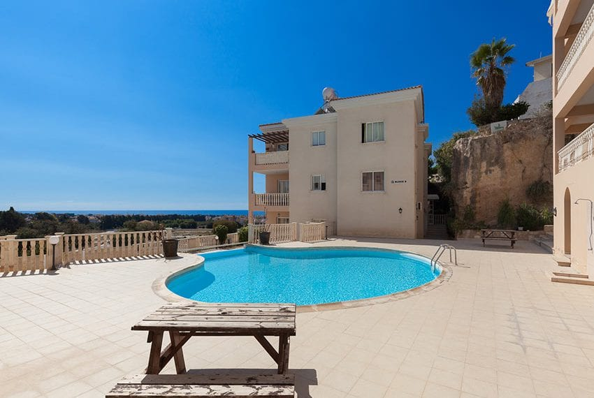 Paphos panorama apartments for sale 32