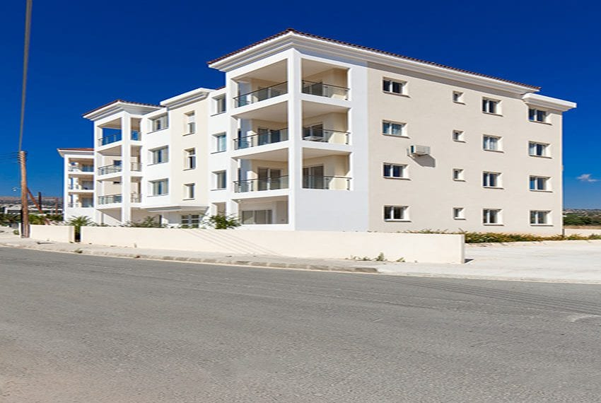 Diana 55 apartments for sale in Mesa Chorio Paphos