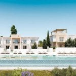 Townhouses for sale in luxury residential development