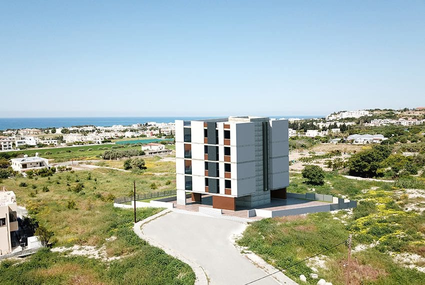 Luxury downtown residences for sale Paphos