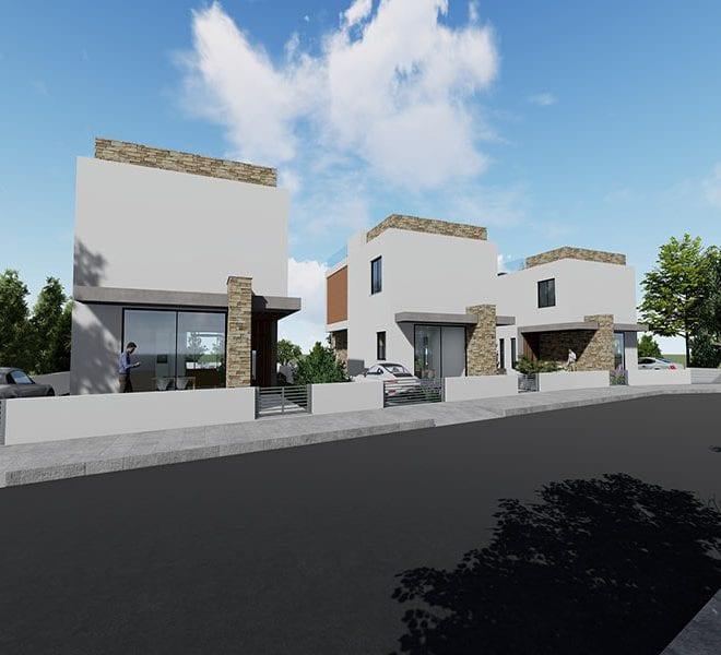 Prestigious development for sale in Lofos Tala