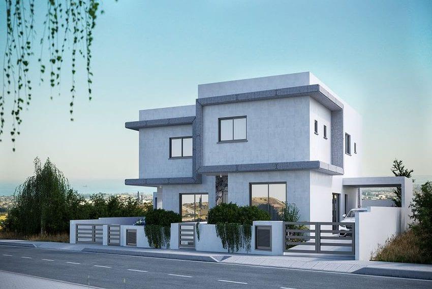 Luxury villa for sale in Limassol Germasogeia