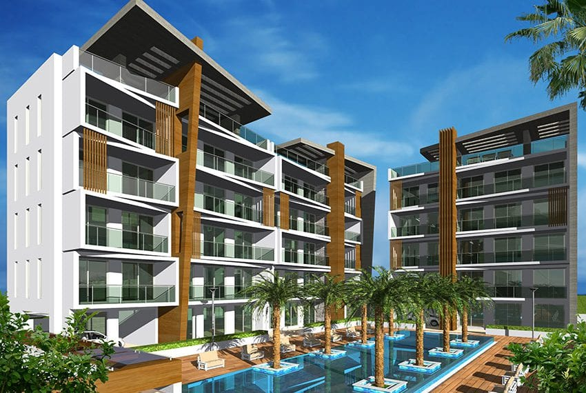 Holiday apartments  investment Paphos