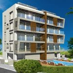 Luxury sea front apartments for sale Cyprus