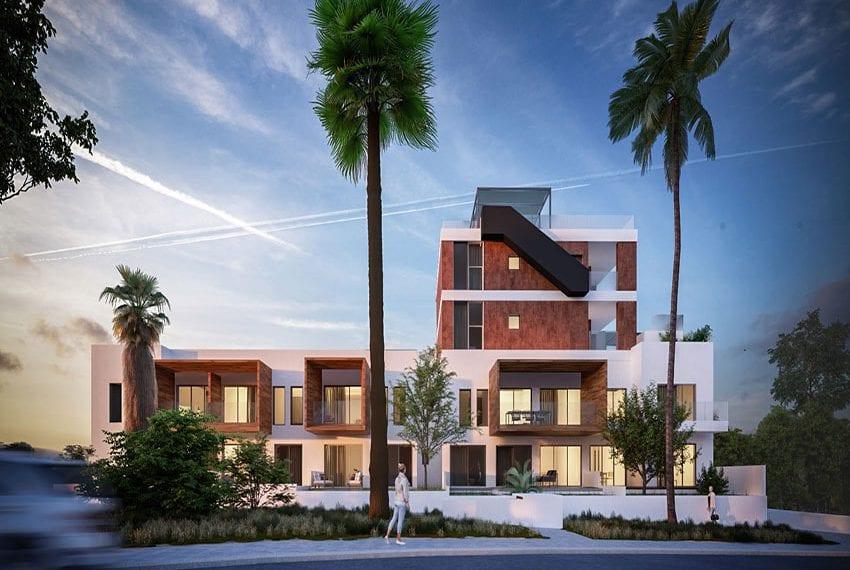 Silverhouse penthouse apartment for sale Paphos