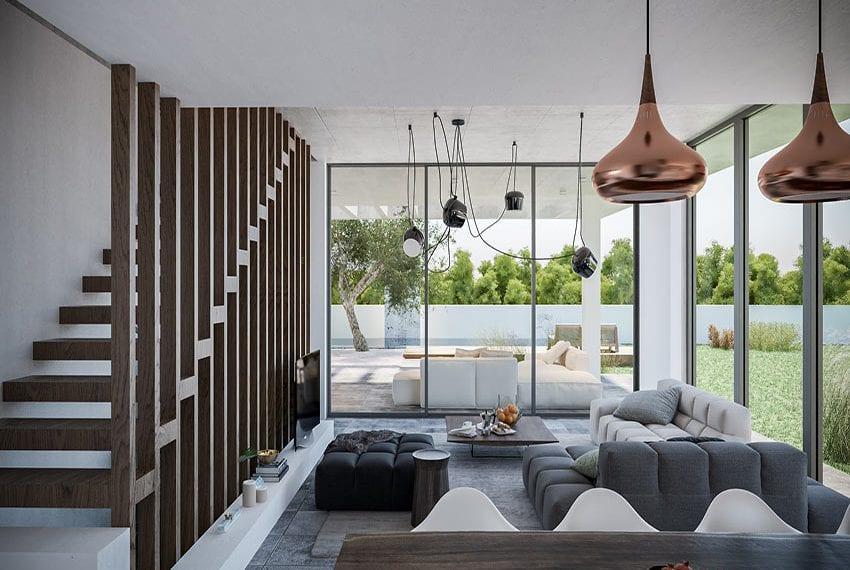 Modern lifestyle in Mediterranean villas