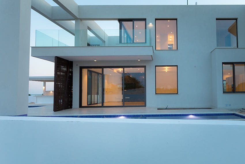 Sea front villas for sale in Ayia Napa Cyprus38