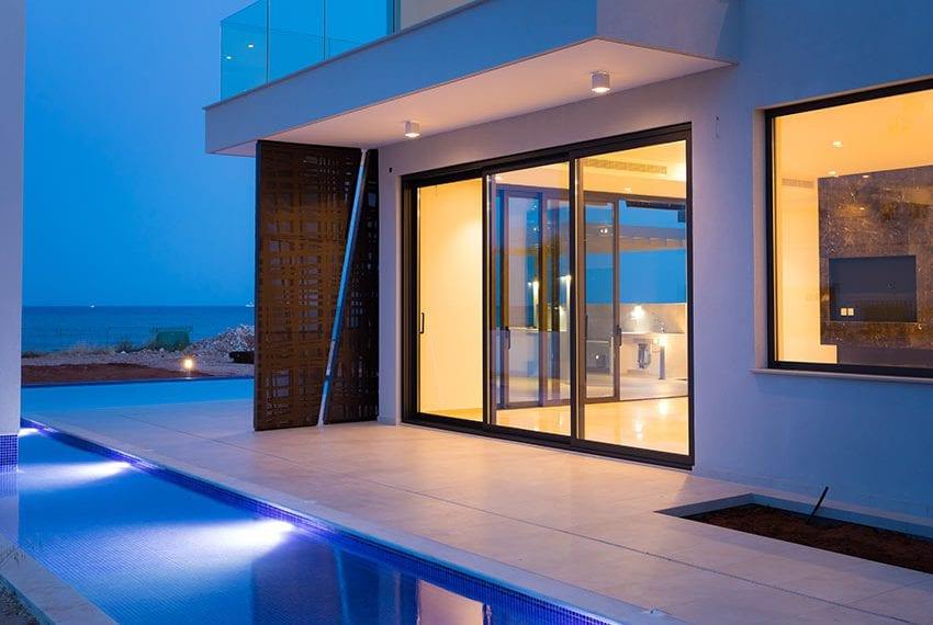 Sea front villas for sale in Ayia Napa Cyprus43