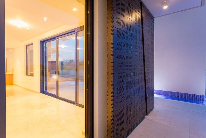 Sea front villas for sale in Ayia Napa Cyprus44