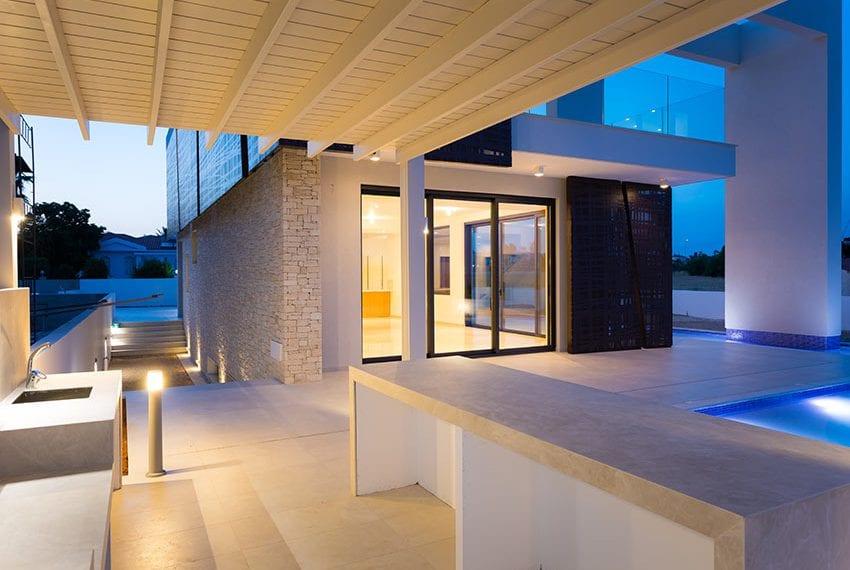 Sea front villas for sale in Ayia Napa Cyprus46