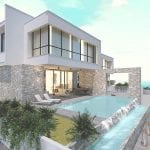 Modern villas for sale in Paralimni Cyprus