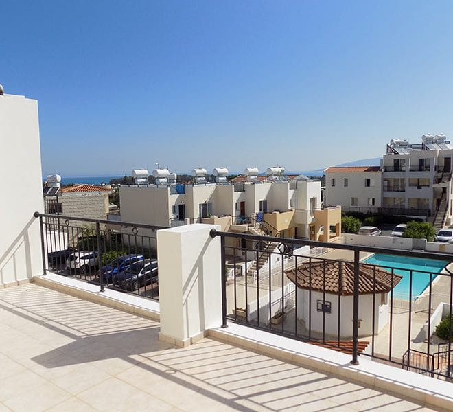 2 bedroom townhouse for sale in Polis Cyprus