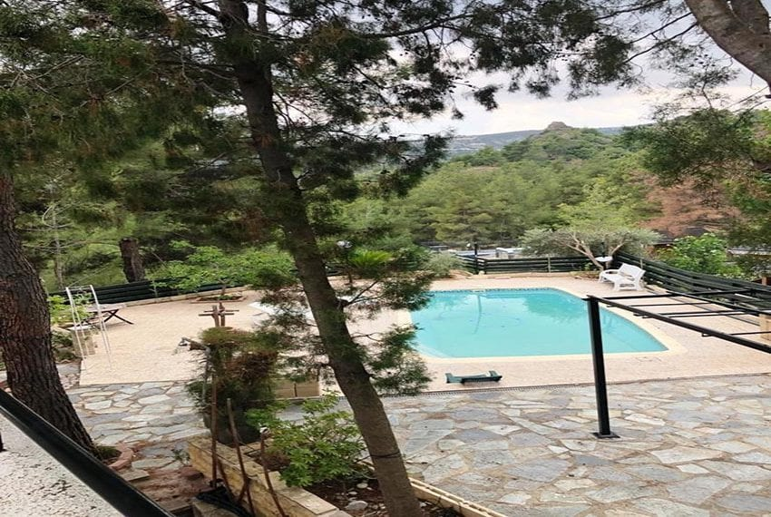 House for rent in Trodos mountains