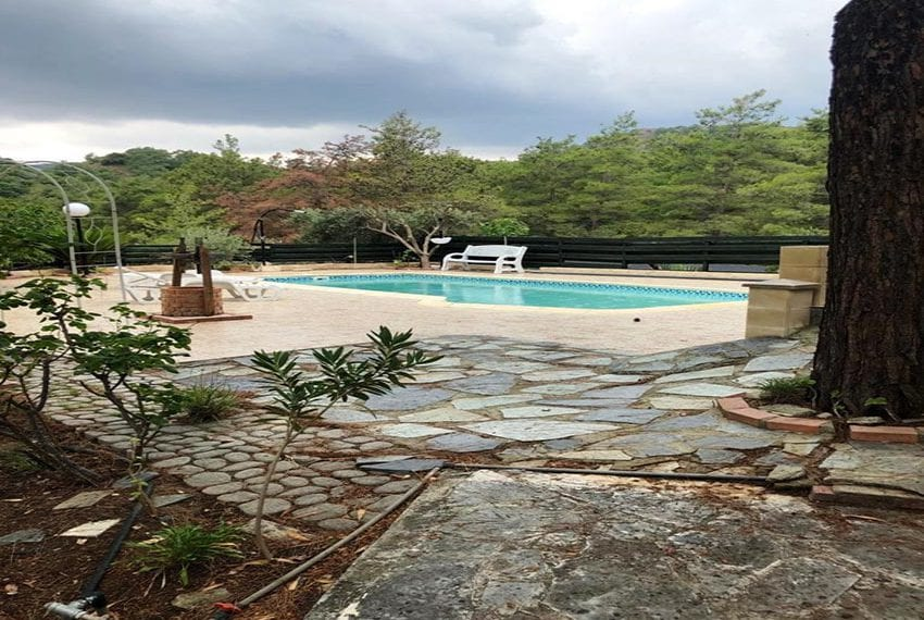 House for rent in Trodos mountains11