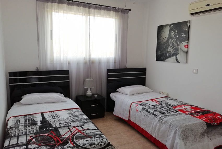 2 bed apartment for sale with 2 balconies Universal area