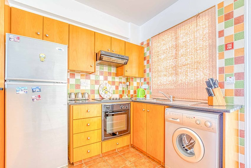 2 bed apartment for sale in Paralimni Cyprus