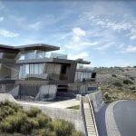 Luxury villas for sale in Panthea Limassol