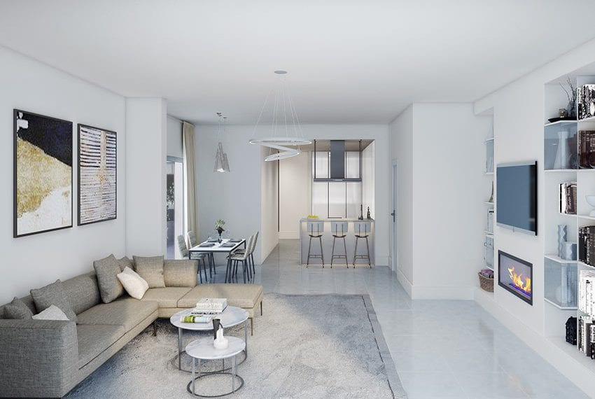 Modern 3 bedroom apartments for sale in Tala