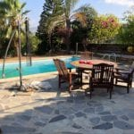 Villa for rent in Konia with private pool