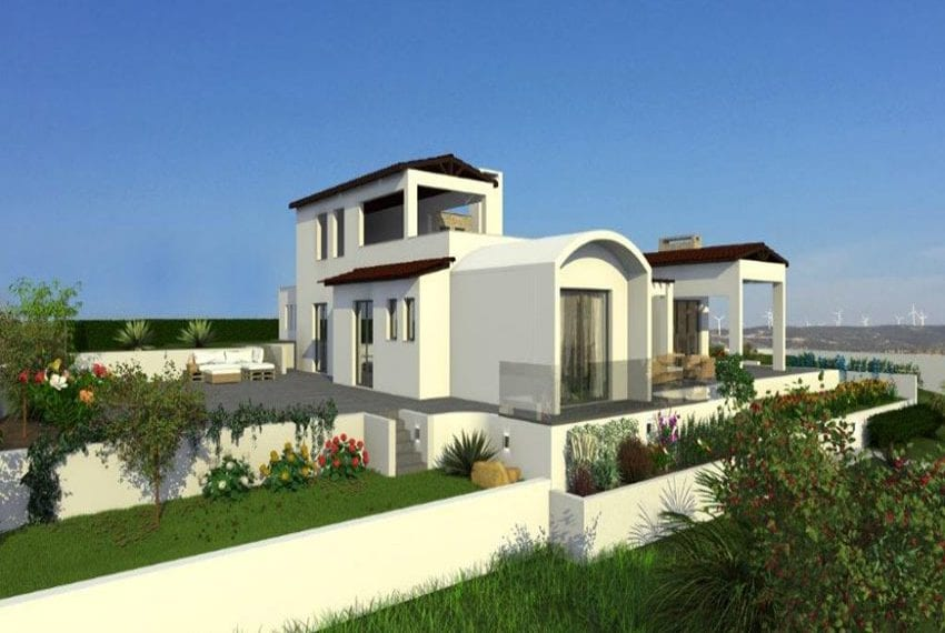 Off plan Bungalow for sale on large plot of land Anarita