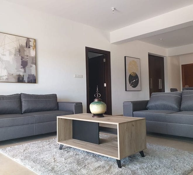 Spacious 4 bedroom apartment for rent in Paphos