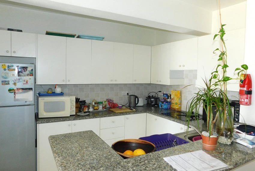 3 bed ground floor apartment in Yersokipou