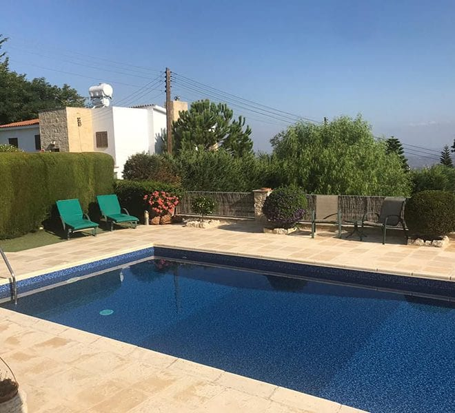 3 bedroom villa for sale in Stroumpi Cyprus