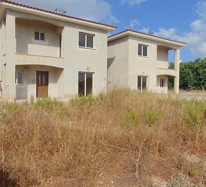 Villa for sale near International school Paphos