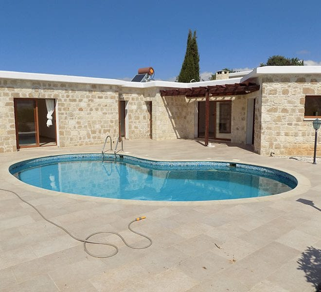 3 bedroom bungalow for rent in Tremithousa Paphos